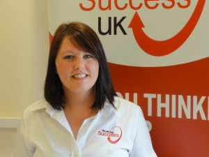 Glynis Jefferies of Thinking Success UK